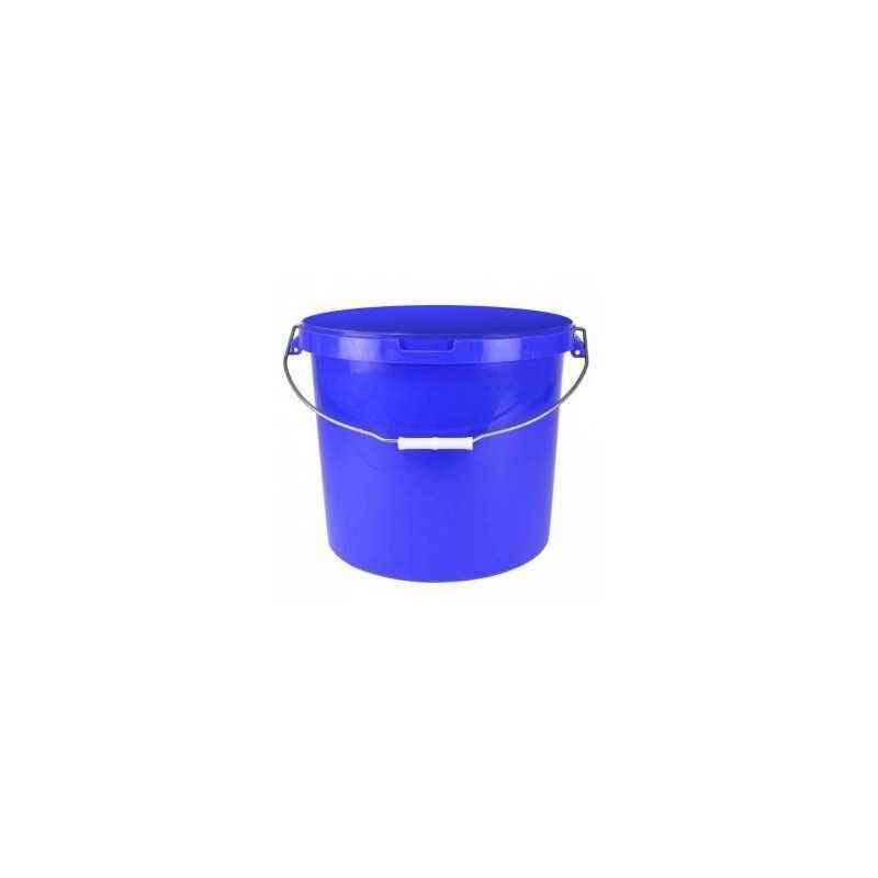Emmer blauw, inhoud 25 l