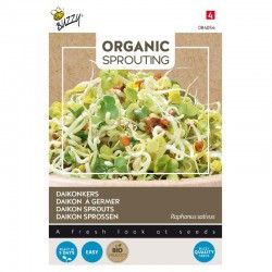 Organic Daikonkers