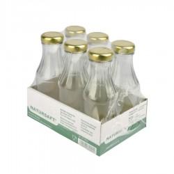 sapfles 240 ml, 6 pack