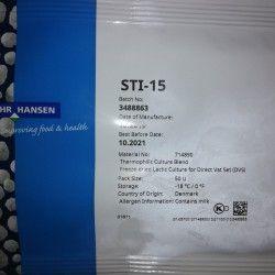 DVS-ZUURSEL STI-15, 50 U