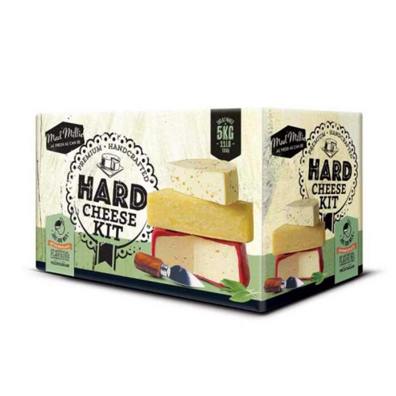 Mad Millie kit voor harde kaas