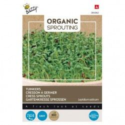 Organic sprouting Tuinkers