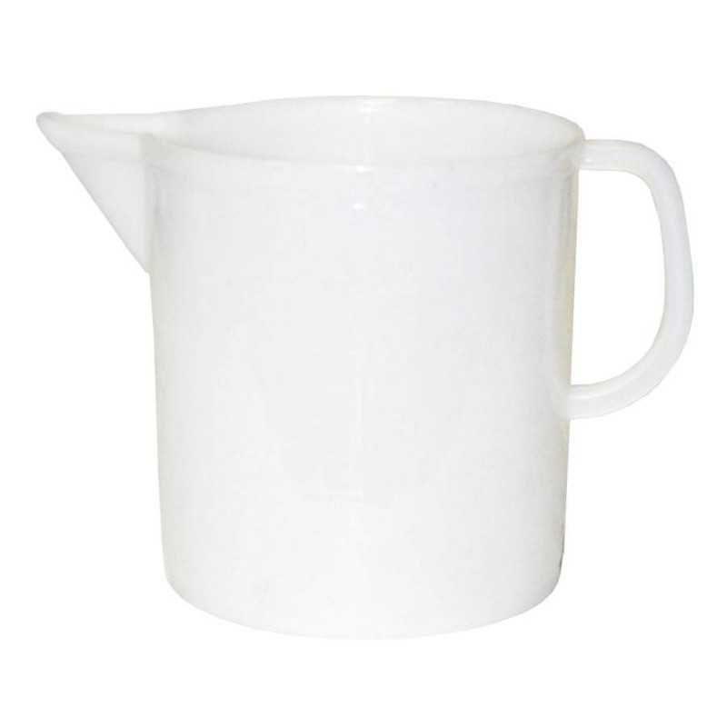 Maatbeker wit 3 liter