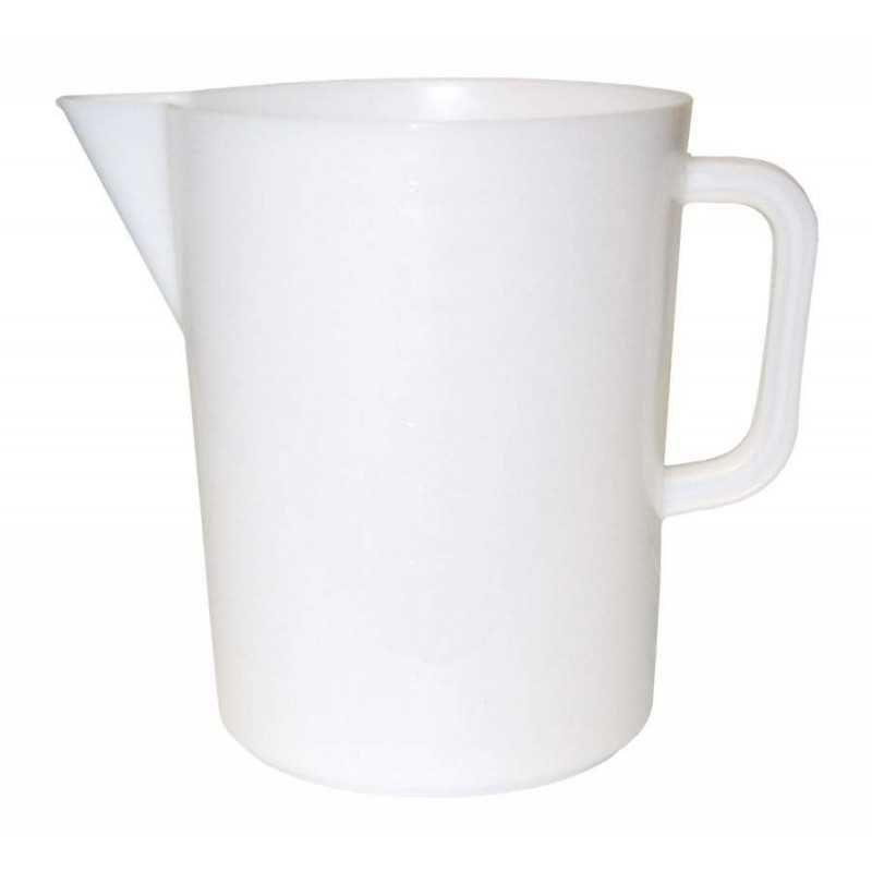 Maatbeker wit 5 liter
