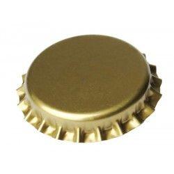 Kroonkurken 26 mm goud